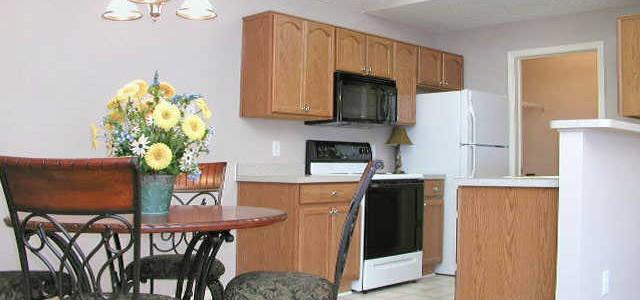 Dining Kitchen Area